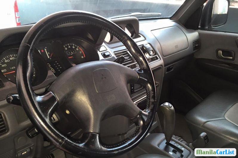Mitsubishi Pajero Automatic 2016 in Philippines