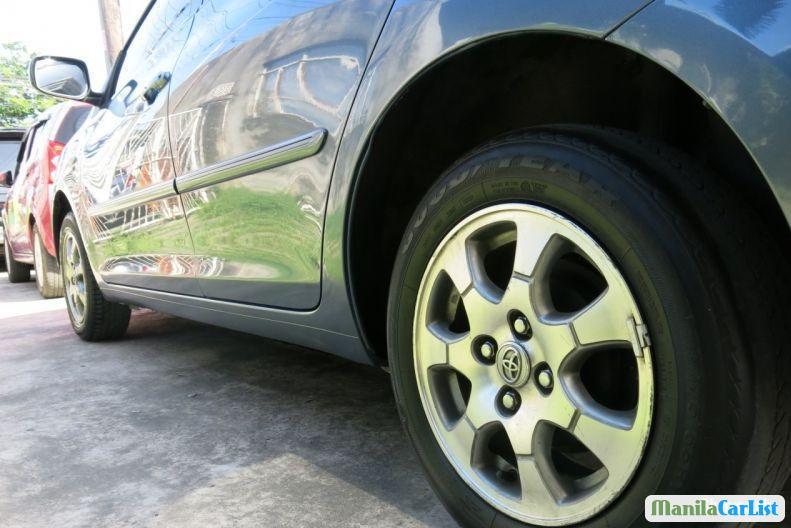 Toyota Vios Manual 2009 in Surigao del Sur