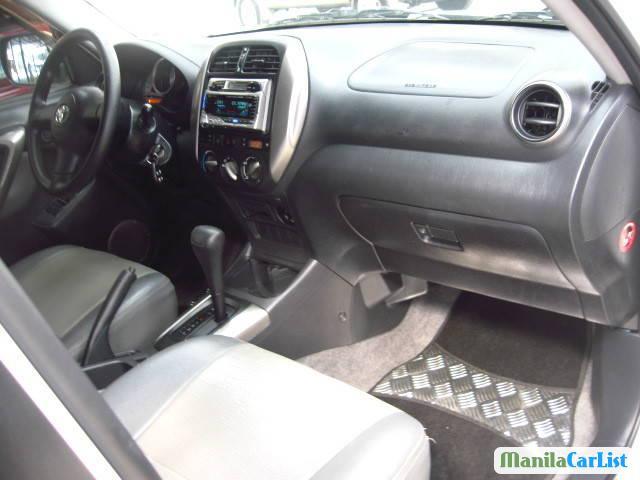 Toyota RAV4 Automatic 2003