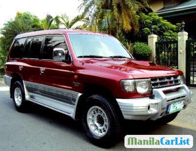 Pictures of Mitsubishi Pajero Automatic 2003