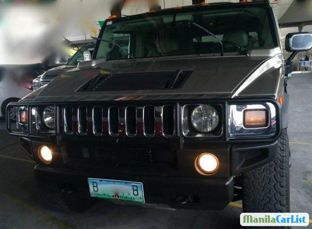 Pictures of Hummer H2 2003