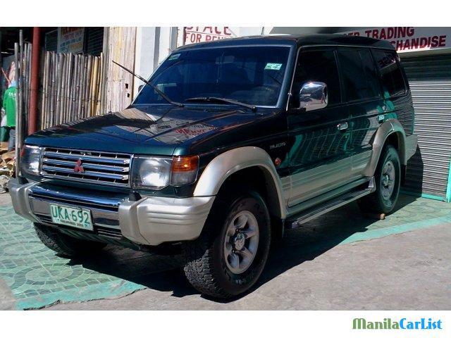 Picture of Mitsubishi Pajero 1997