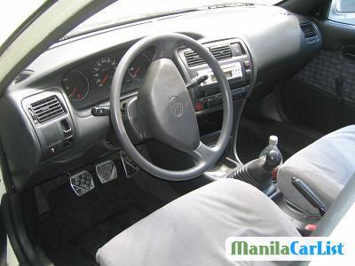 Toyota Corolla Manual 1997