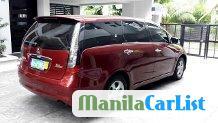 Mitsubishi Grandis Automatic 2006 in Metro Manila