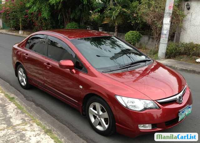 Pictures of Honda Civic Manual 2008