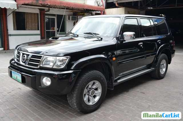 Pictures of Nissan Patrol Automatic 2007