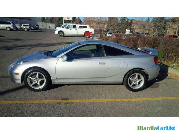 Picture of Toyota Celica Manual 2001