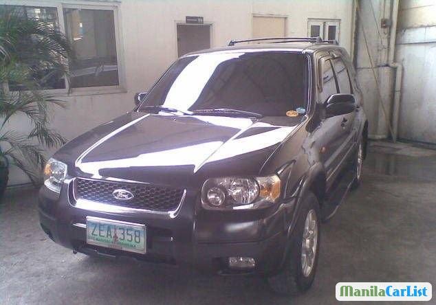 Picture of Ford Escape Automatic 2006