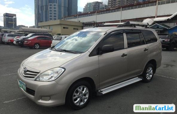 Picture of Toyota Innova Automatic 2012