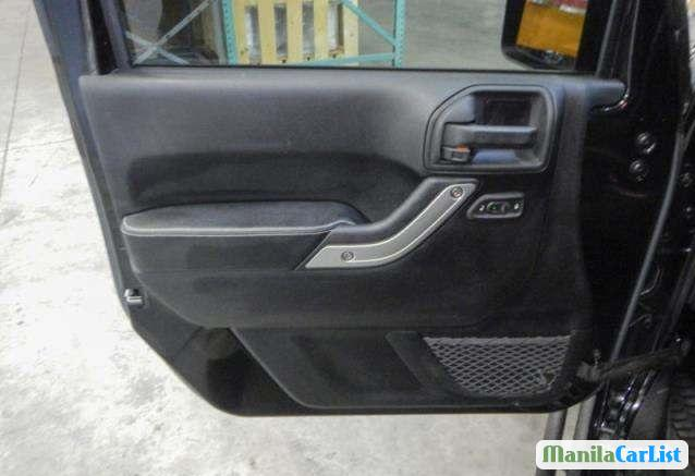 Jeep Wrangler Automatic 2012 in Batangas