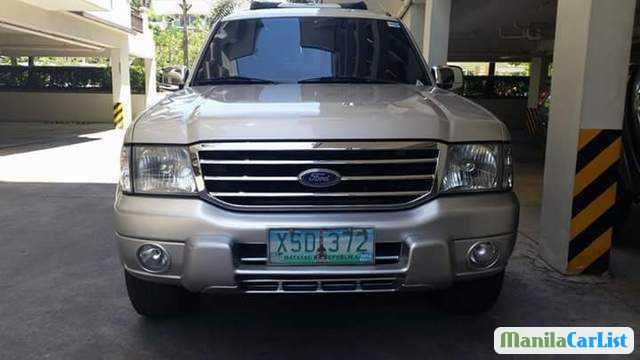 Ford Everest Automatic 2004 - image 1