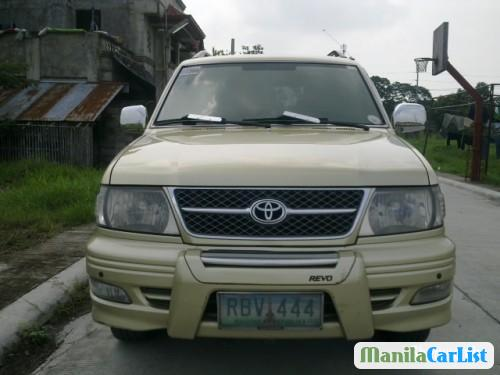 Picture of Toyota Manual 2004