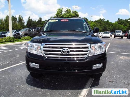 Pictures of Toyota Land Cruiser Automatic 2011