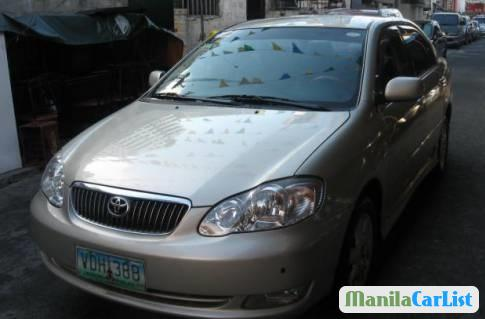 Picture of Toyota Corolla Automatic 2007