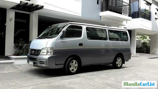 Nissan Urvan Manual 2005 in Ilocos Sur