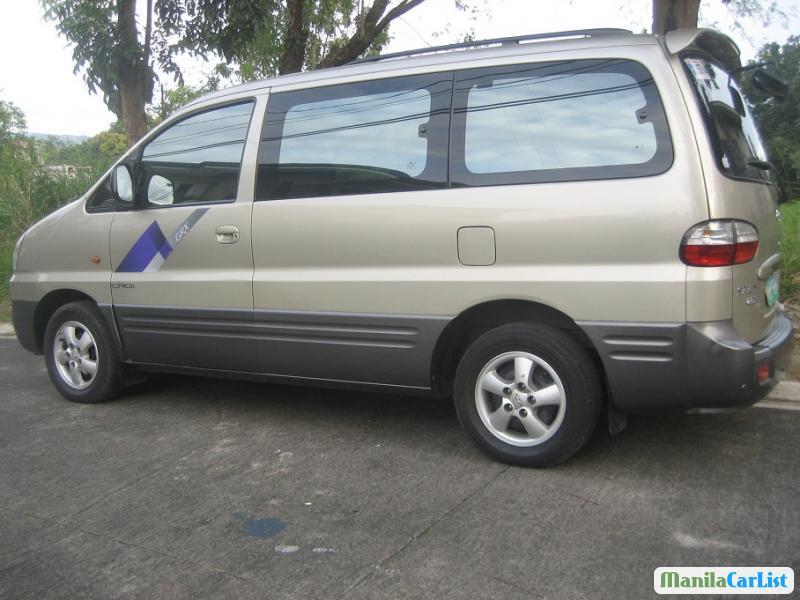Hyundai Starex 2005
