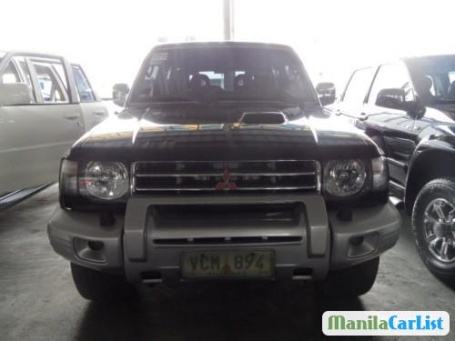 Picture of Mitsubishi Pajero 2007