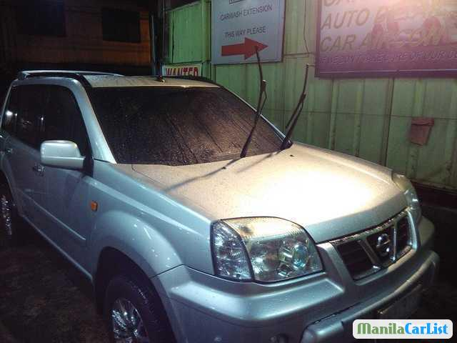 Pictures of Nissan X-Trail Automatic 2004