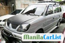 Picture of Mitsubishi Adventure Manual 2009