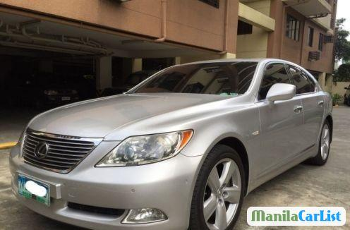 Pictures of Lexus LS Automatic 2010