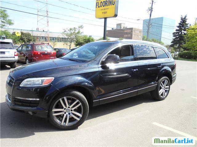 Picture of Audi Q7 Automatic 2007