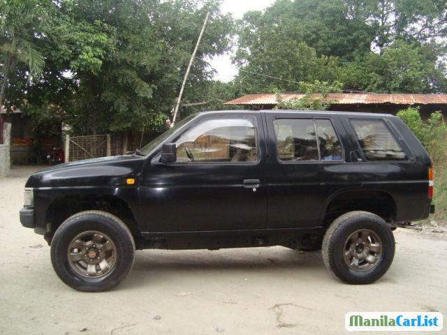 Picture of Nissan Terrano Manual 2004