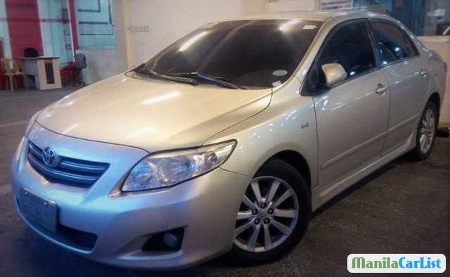 Picture of Toyota Corolla Automatic 2008