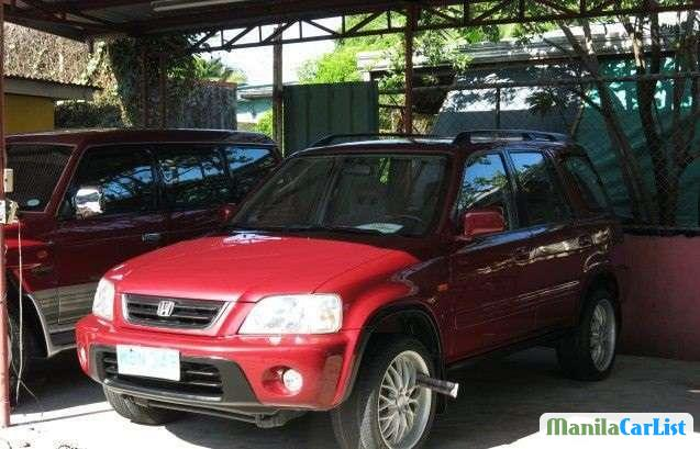 Pictures of Honda CR-V Manual 1998