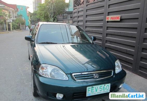 Picture of Honda Civic Automatic 2000
