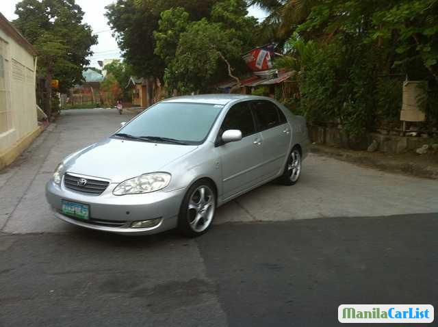 Picture of Toyota Corolla Automatic 2006