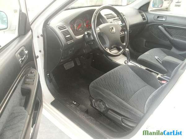 Honda Civic Automatic 2013