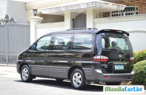 Hyundai Starex Automatic 2005 in Compostela Valley