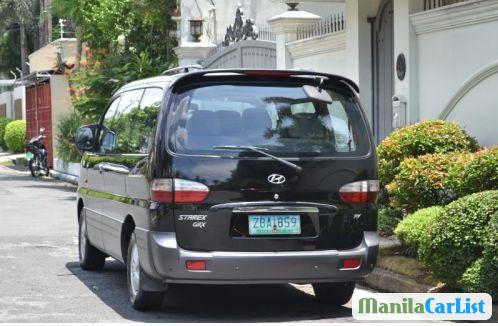 Hyundai Starex Automatic 2005 in Philippines