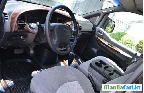 Picture of Hyundai Starex Automatic 2005 in Compostela Valley