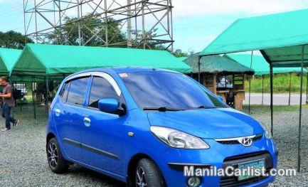 Pictures of Hyundai i10 Automatic 2010