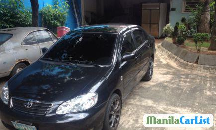 Pictures of Toyota Corolla Automatic 2005