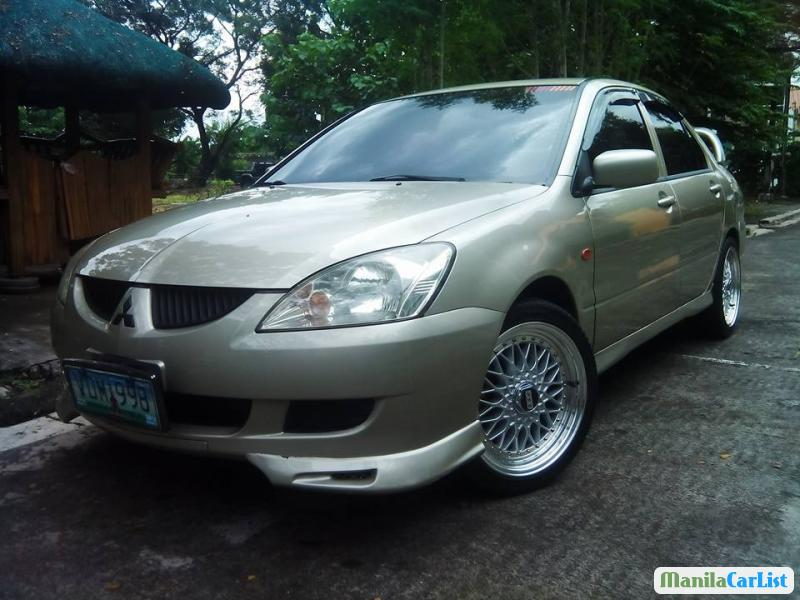 Mitsubishi Lancer Manual 2005