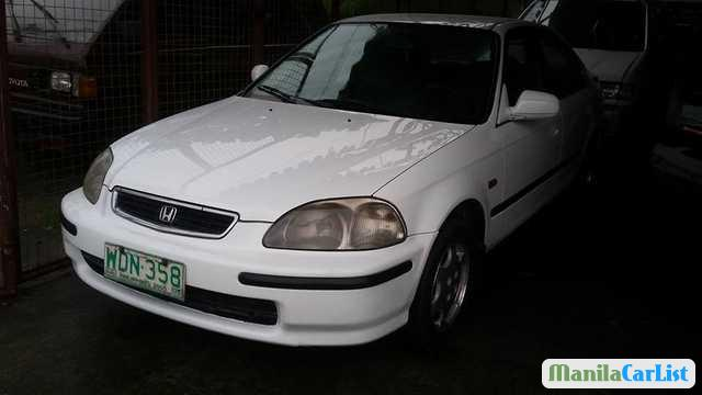 Picture of Honda Civic Manual 1998