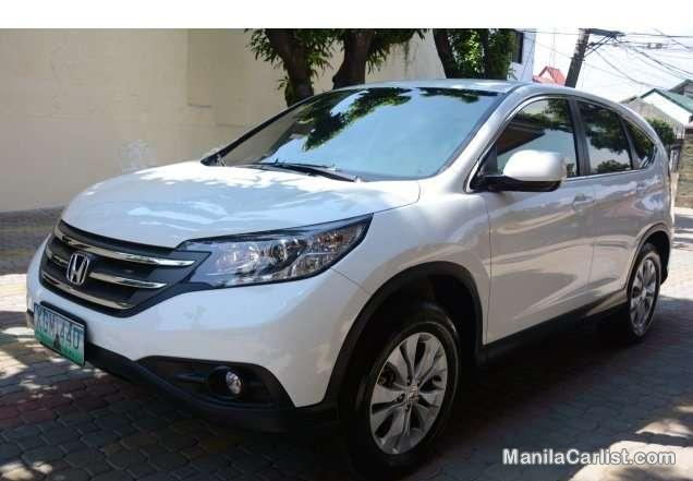 Picture of Honda CR-V Automatic 2012