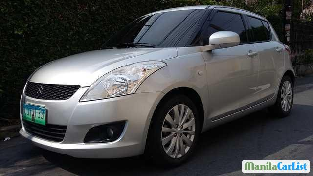 Pictures of Suzuki Swift Automatic 2013
