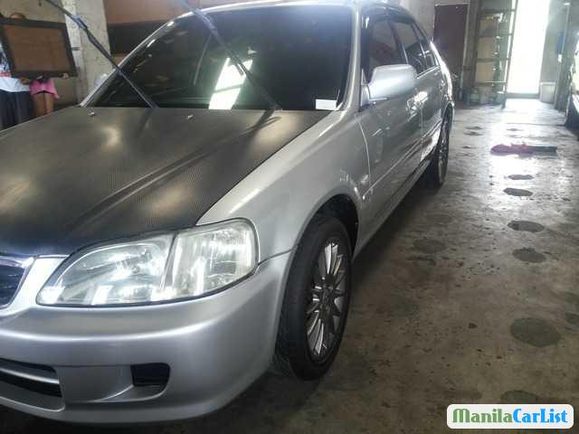 Pictures of Honda City Automatic 2002