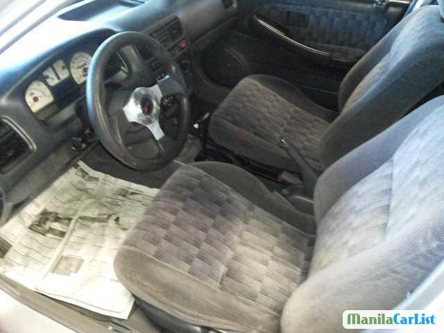 Honda City Automatic 2002