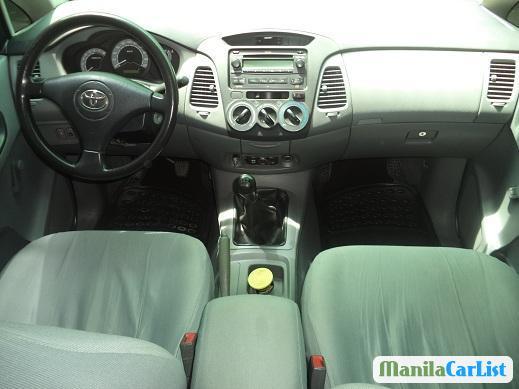 Toyota Innova Manual 2008