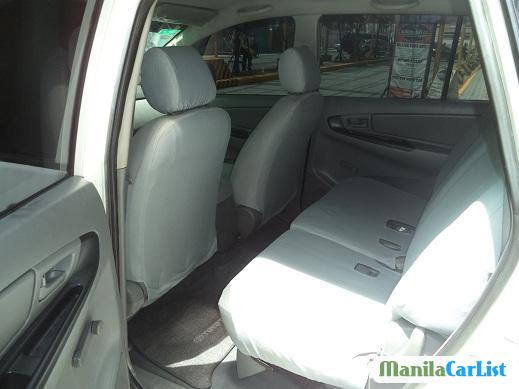 Toyota Innova Manual 2008 in Metro Manila