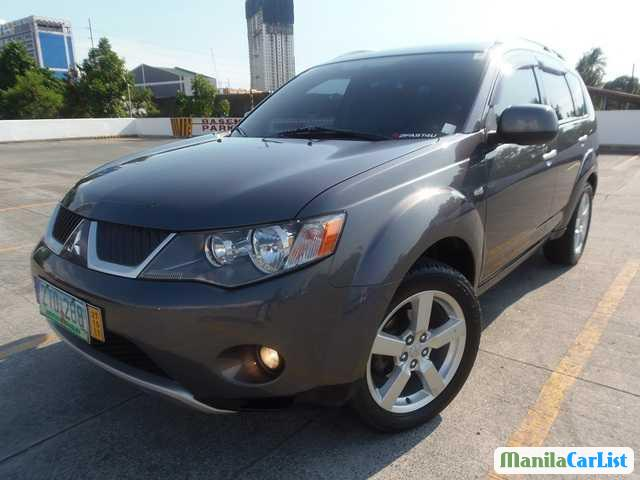 Picture of Mitsubishi Outlander Automatic 2009