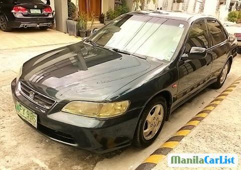 Honda Accord Automatic 1999 in Benguet - image