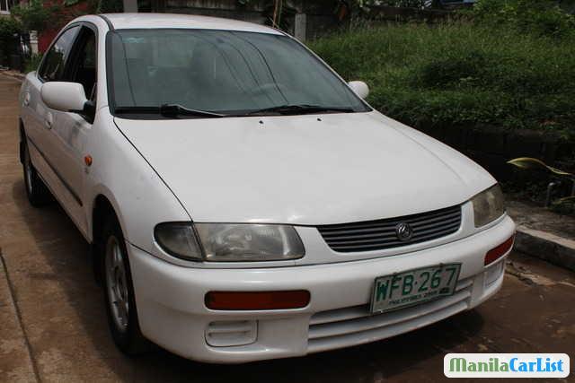 Picture of Mazda Familia Automatic 1998