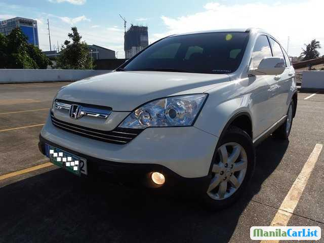 Pictures of Honda CR-V Automatic 2010