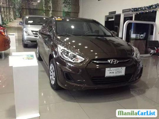 Pictures of Hyundai Accent Manual 2015