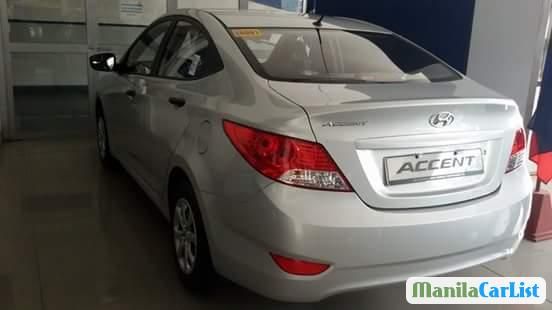 Hyundai Accent Manual 2015